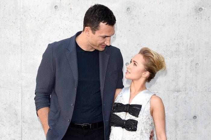Wladimir Klitschko Protective of Hayden Panettiere