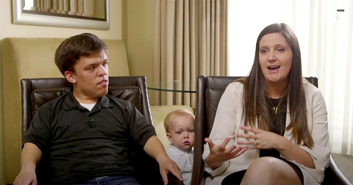 Zach, Tori Roloff's Update on 2-Year-Old Son Jackson's Health