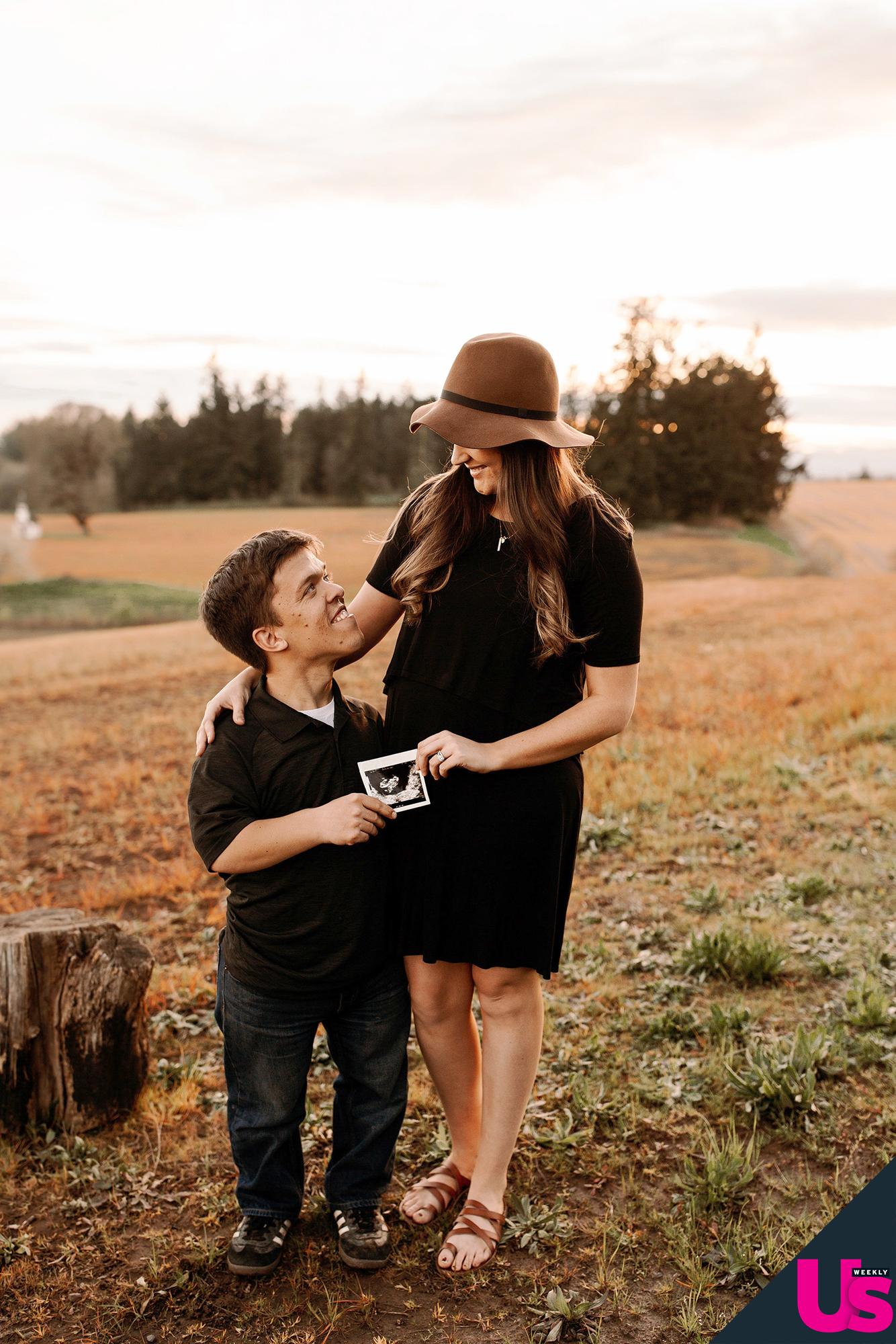 Zach-and-Tori-Roloff-pregnancy-announcement
