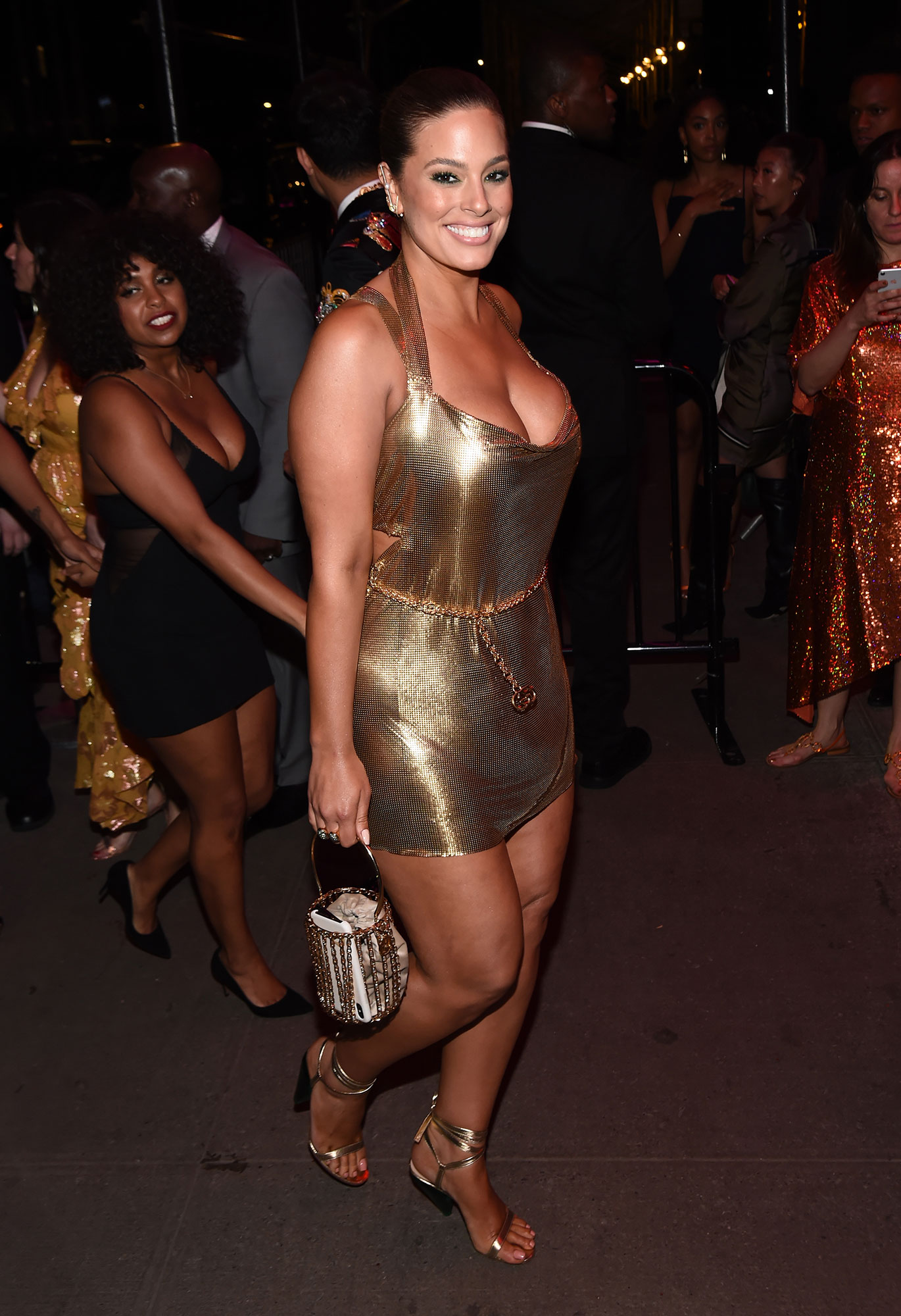 Ashley Graham after party met gala 2019