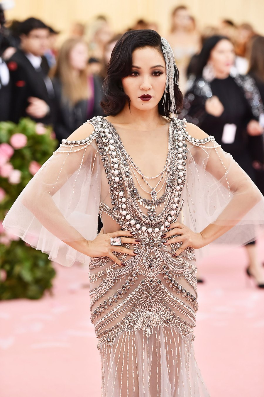 Constance Wu Met Gala 2019:See the Wildest Hair and Makeup on the Red Carpet