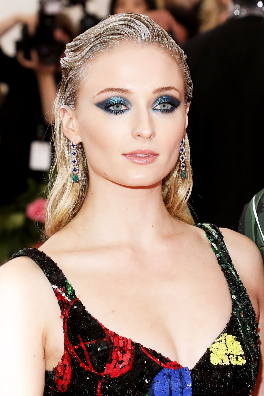Sophie Turner Met Gala 2019:See the Wildest Hair and Makeup on the Red Carpet