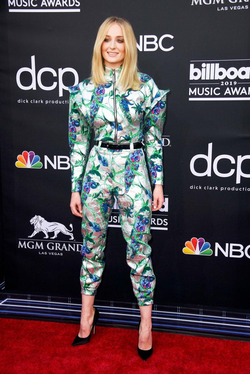 Sophie Turner billboard awards 2019