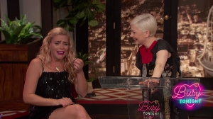 Michelle Williams Busy Philipps Cry Busy Tonight'