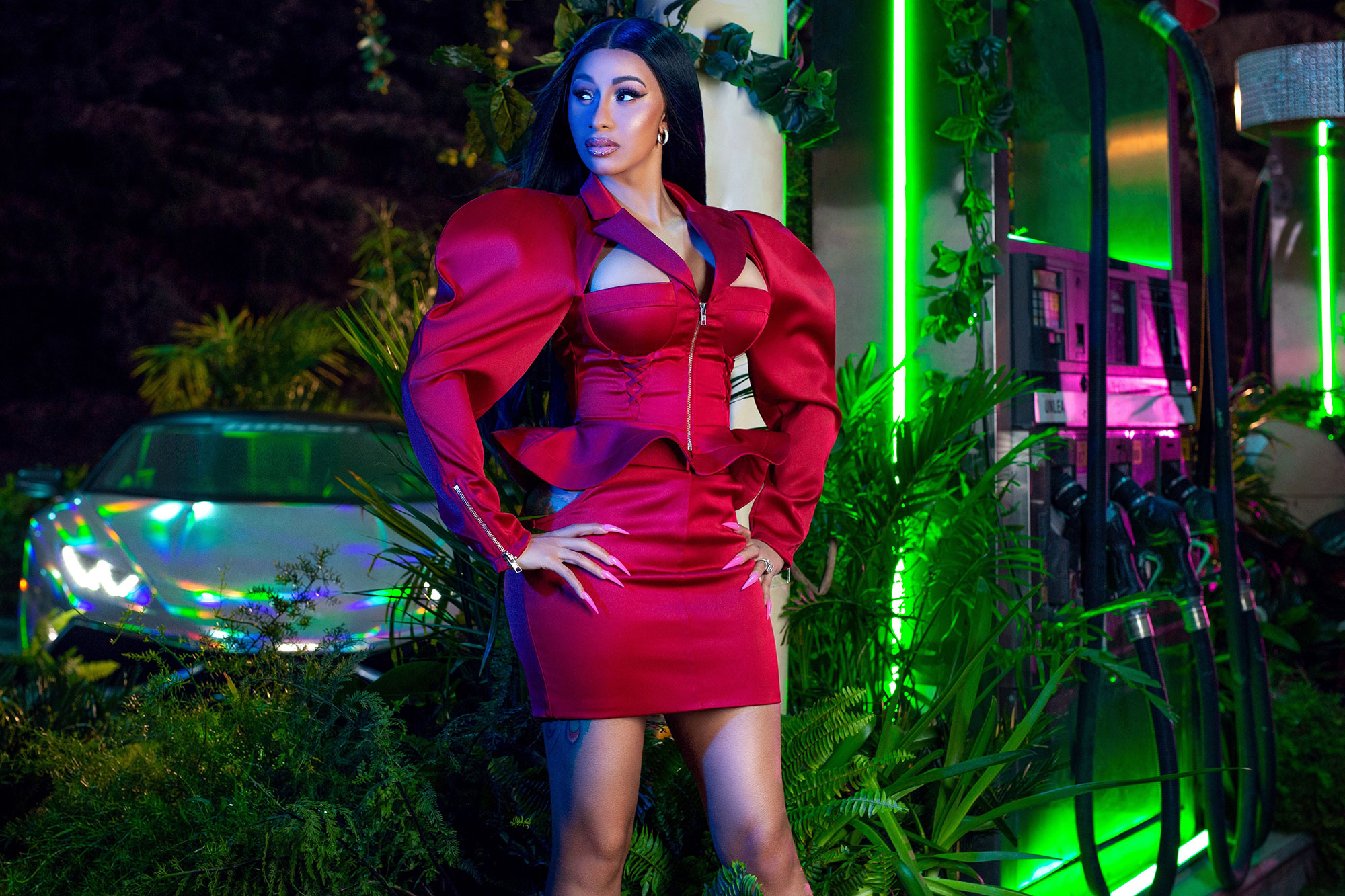 e672e0aeee0 Fashion Nova x Cardi B Is Back With a Sexy Spring-Summer 2019 Collection  for Season 2