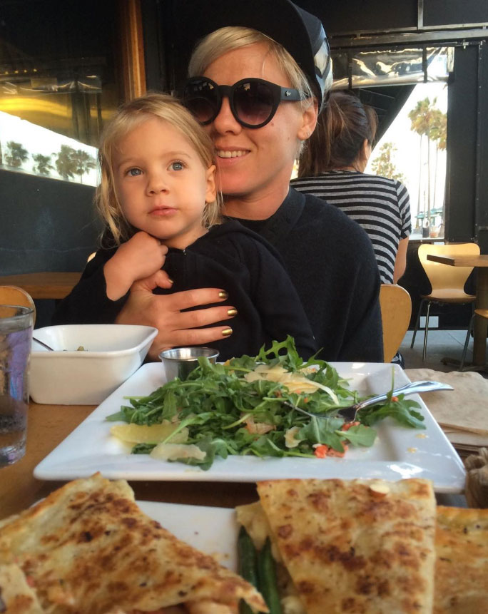 """celebrity mothers day 2019 Pink - """"This is a picture of superwoman and our kids. This woman has the weight of the world on her shoulders, and still is the best mother on the planet,"""" the """"What About Us"""" songstress' husband, Carey Hart , wrote. """"The commitment you have to our kids and family is inspiring. Thanks for being such a hands on mother to our two lil monsters. It's because of you that they are the best kids. We love you."""""""