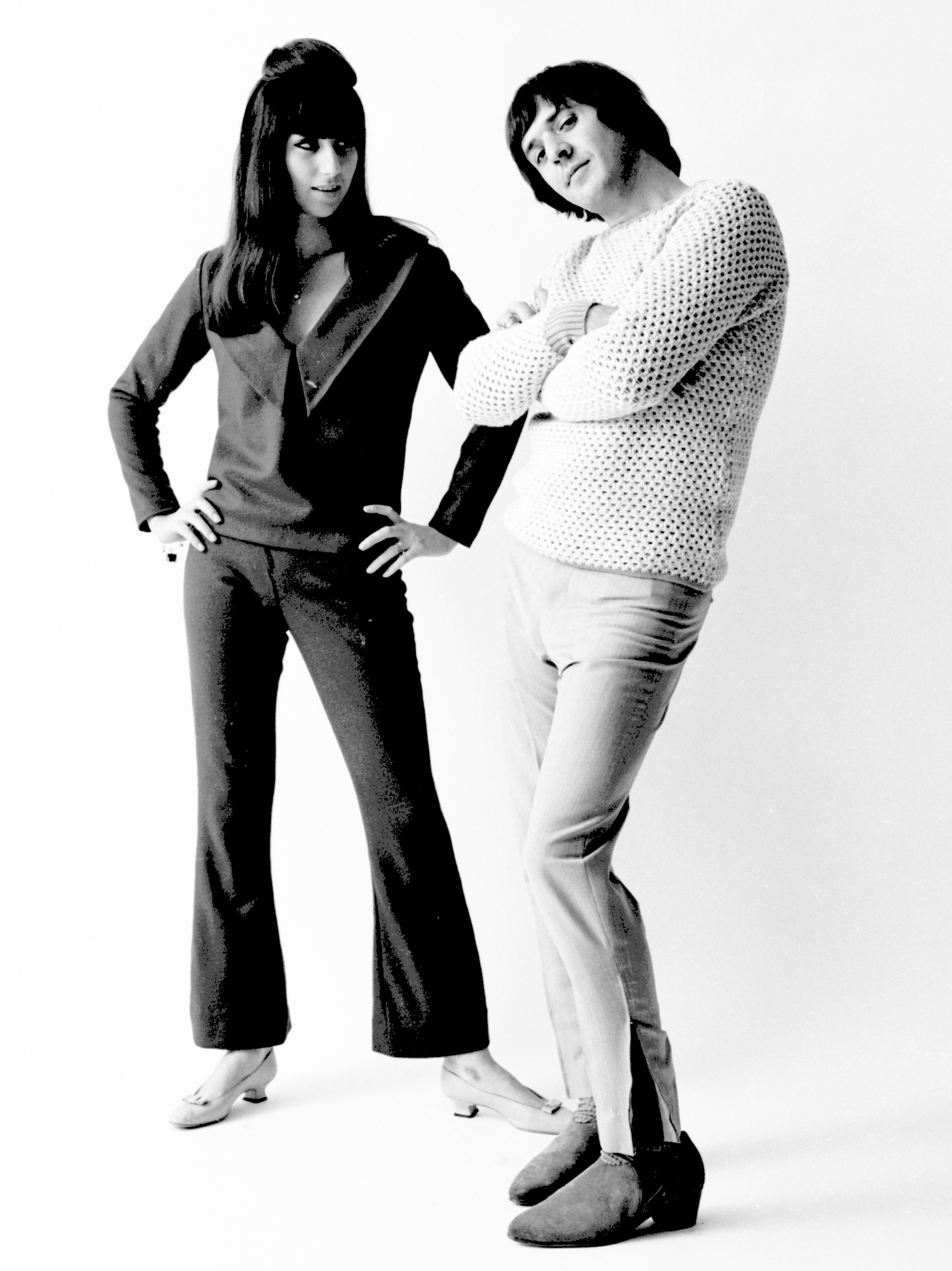 Cher Through The Years - After going through some hurdles in their relationship, Cher and Sonny put their differences aside and married. (They previously had an unofficial wedding in October 1964.)