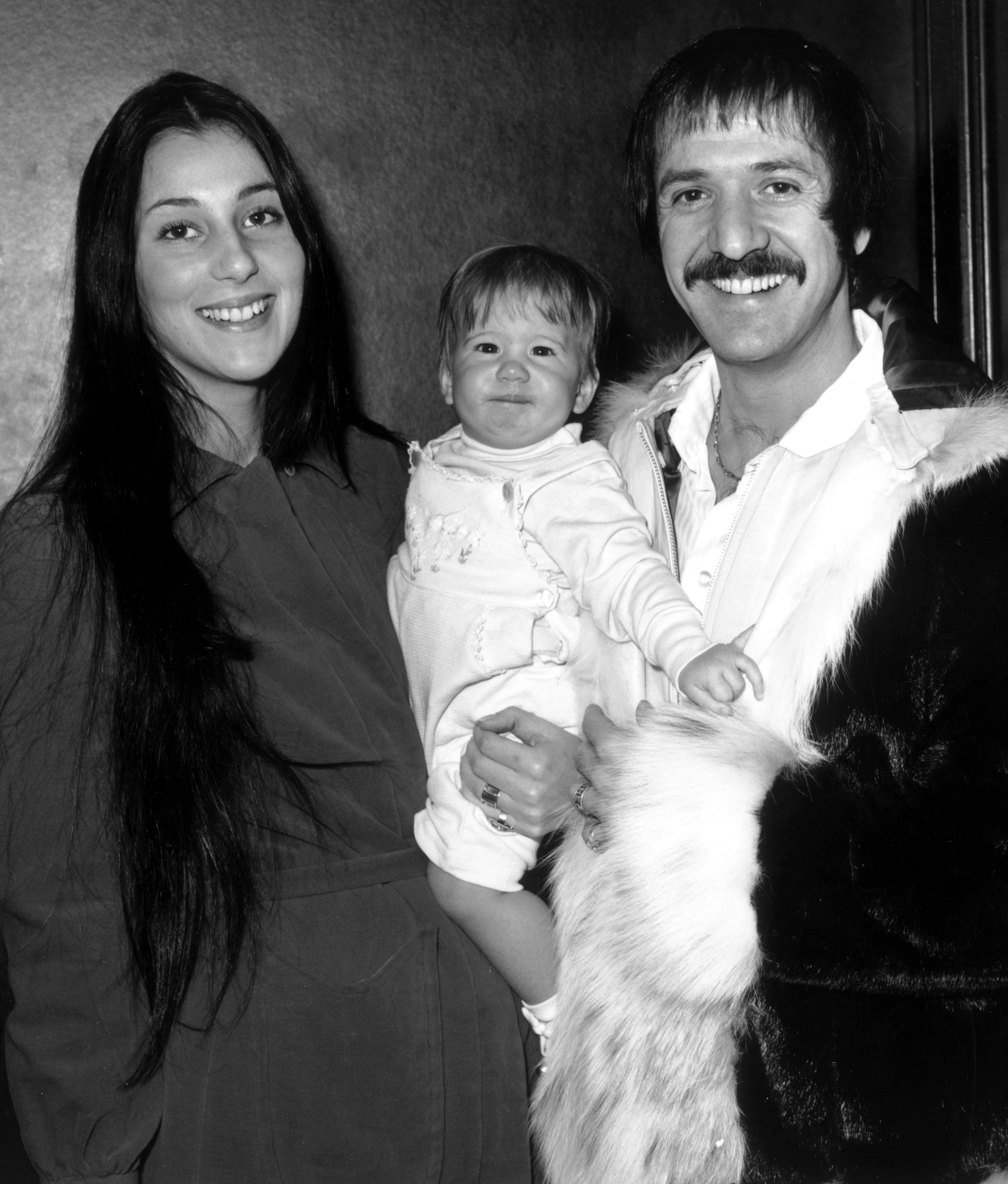Cher Through The Years - The couple welcomed their only child together, Chaz, in Los Angeles.