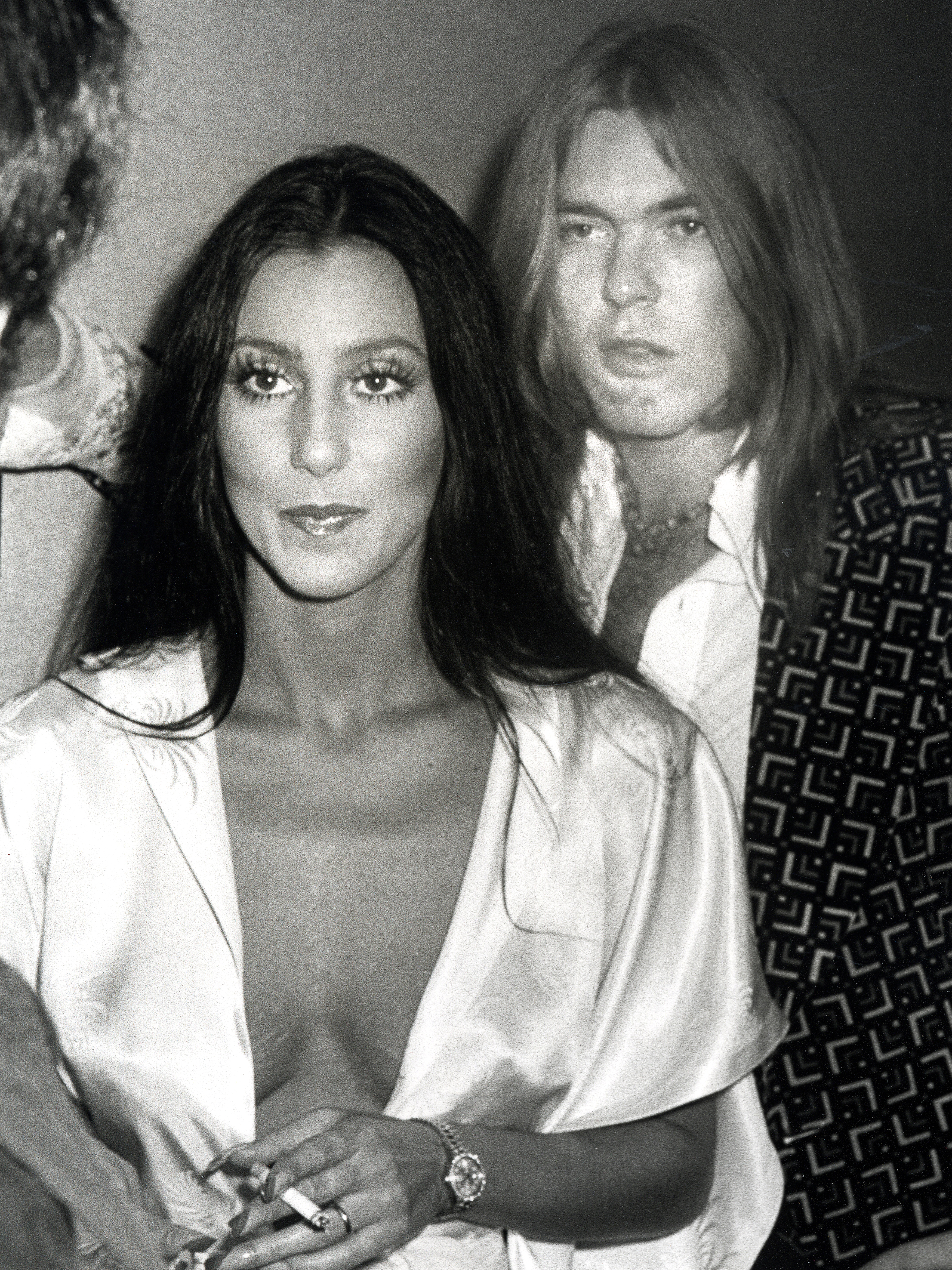 Cher Through The Years - Cher married Gregg Allman from The Allman Brothers Band four days after finalizing her divorce from Sonny. The newlyweds released a collaborative album, Two the Hard Way , in November 1977, but broke up soon after.