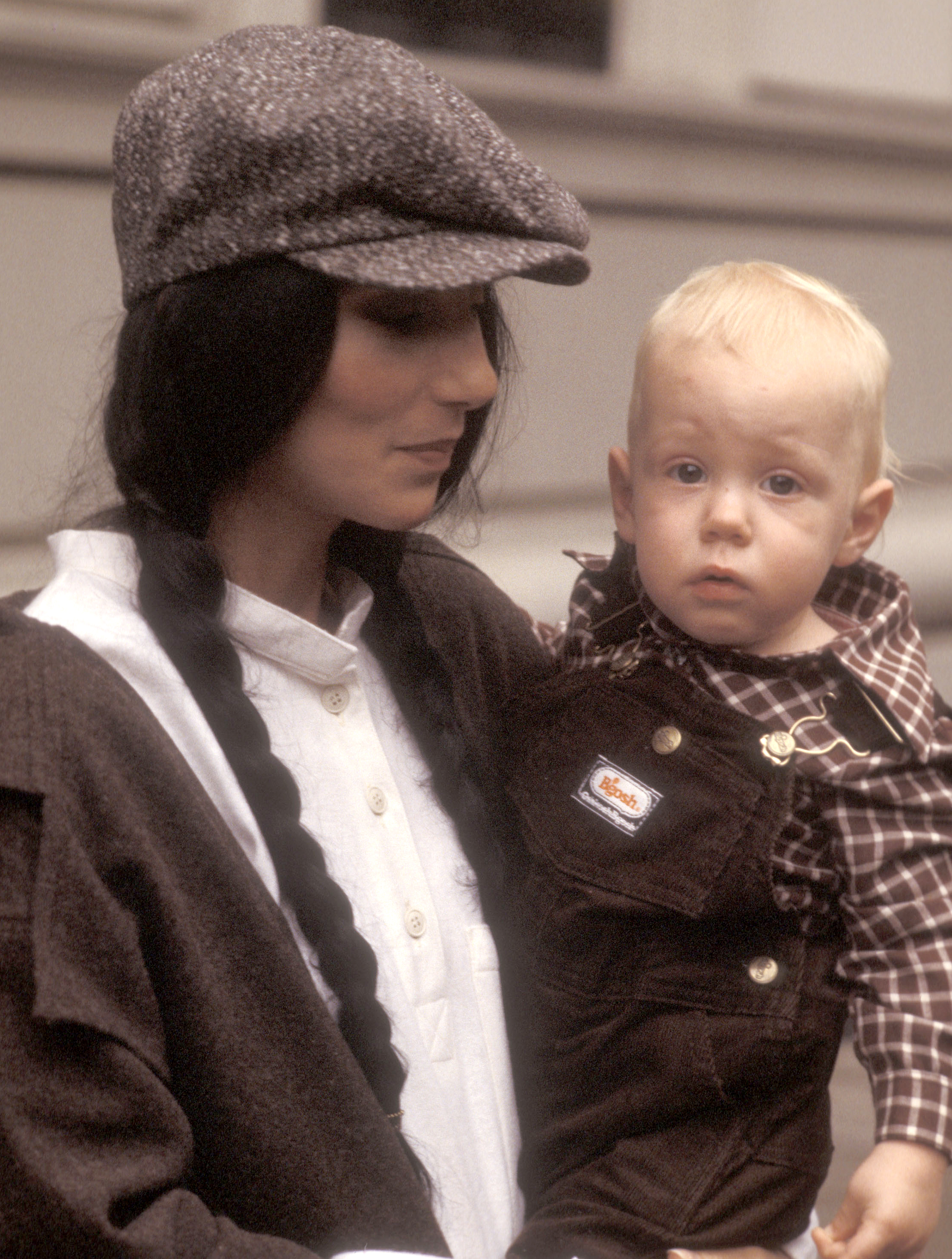 Cher Through The Years - Cher and Allman welcomed their son, Elijah Blue Allman , who went on to follow in his parents' footsteps as a musician.