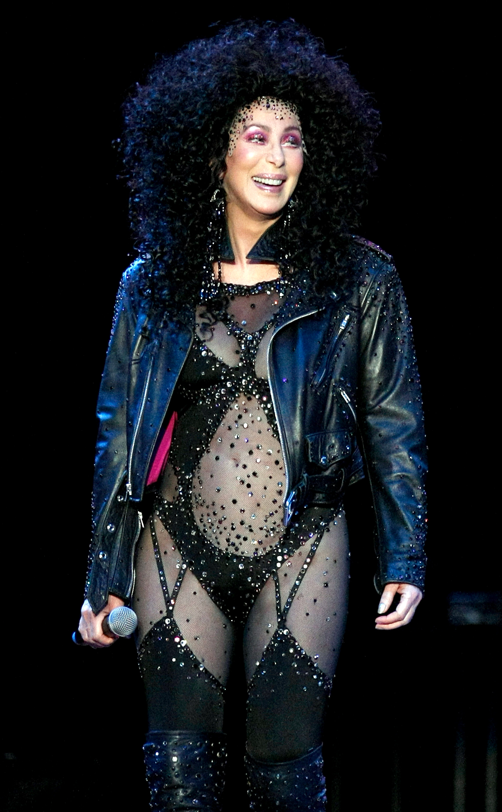 Cher Through The Years - Cher decided that she was not done performing yet and kicked off her self-titled residency in Las Vegas, which lasted until February 2011.