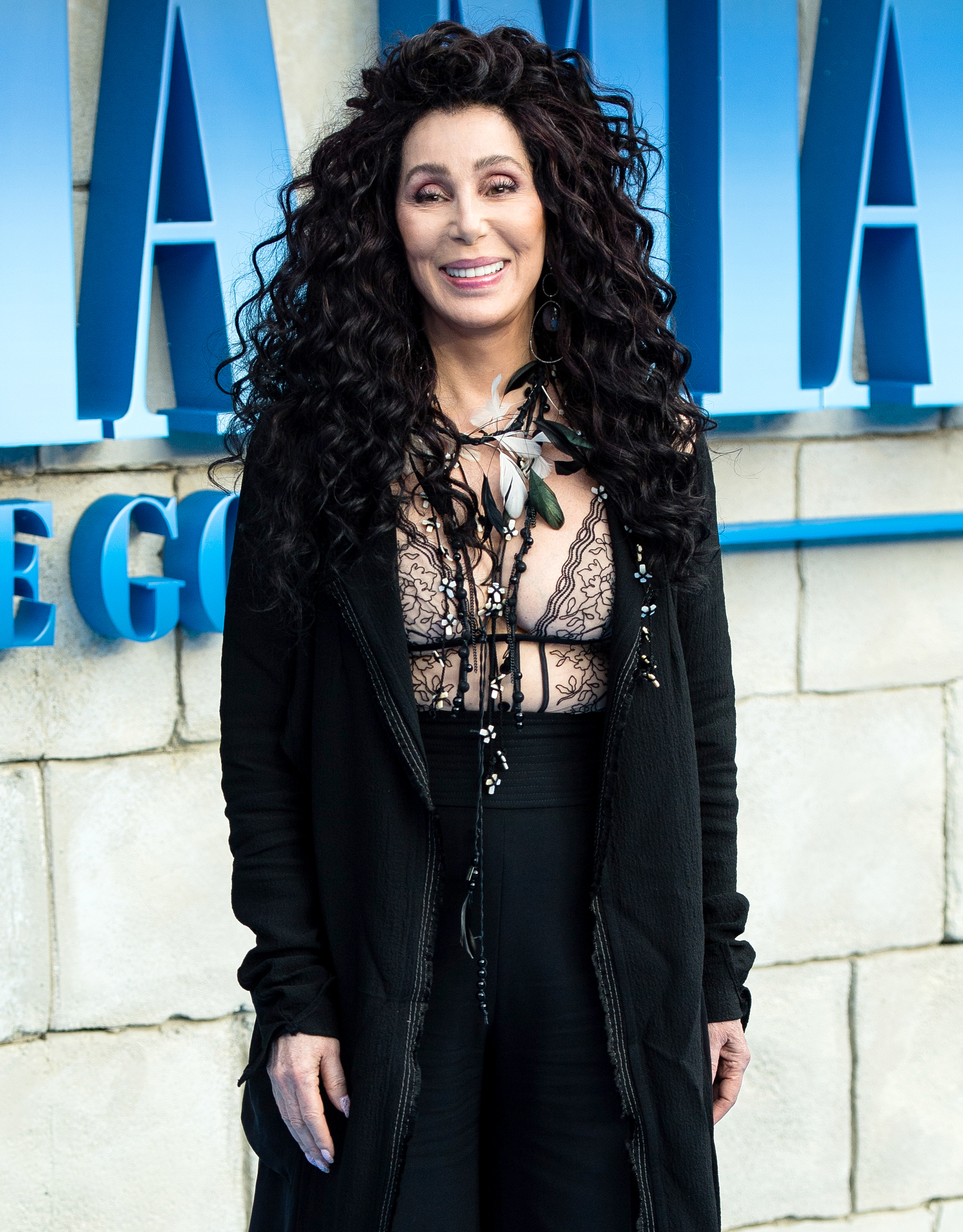 """Cher Through The Years - Cher made a brief (but memorable!) appearance at the end of Mamma Mia! Here We Go Again as she sang ABBA's """"Fernando"""" to her onscreen lover, played by Andy García ."""