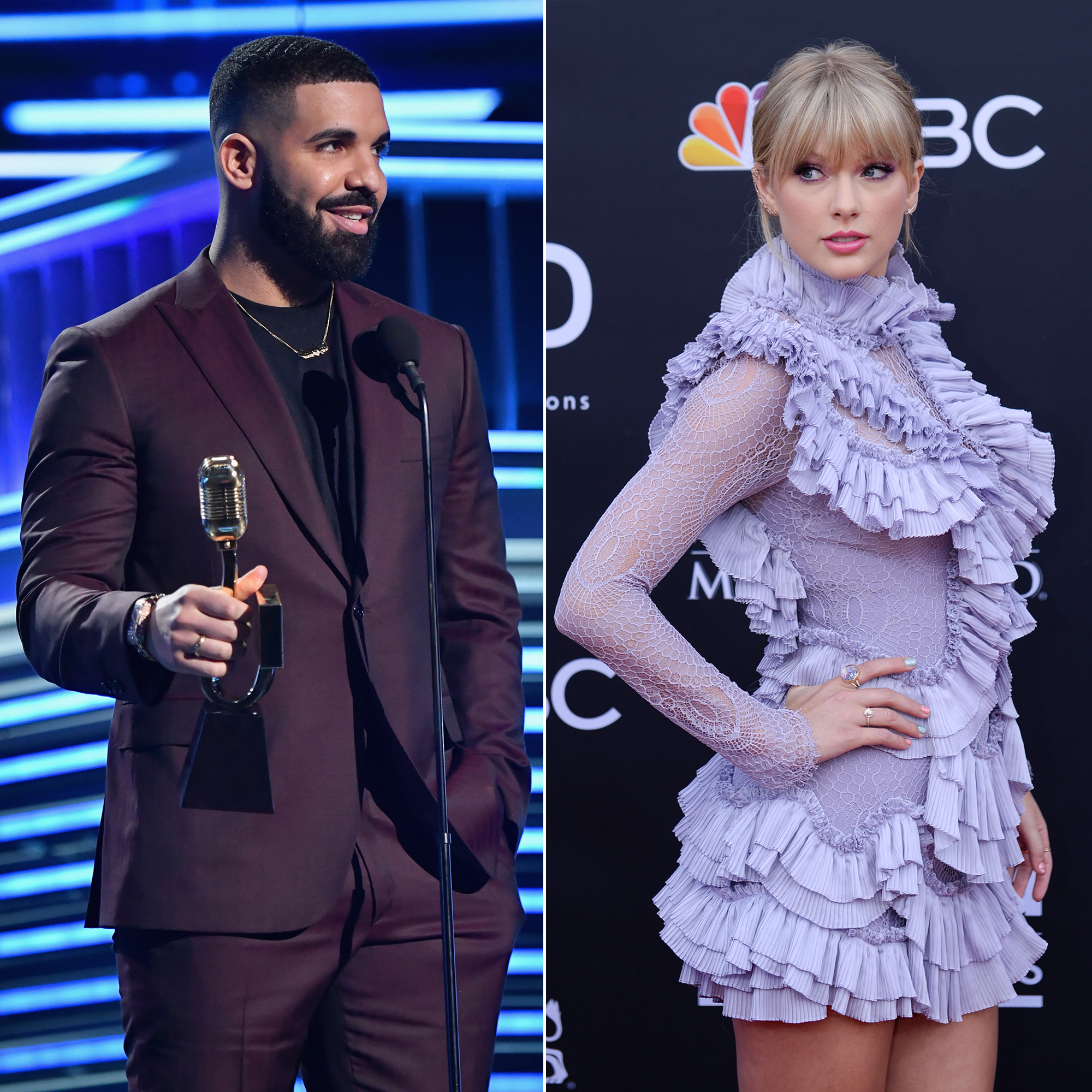 Move Over, Taylor! Drake Breaks Record for Most Billboard