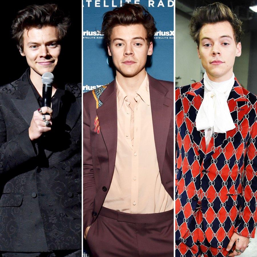 See Met Gala Host Harry Styles' Sexiest Looks Through the Years