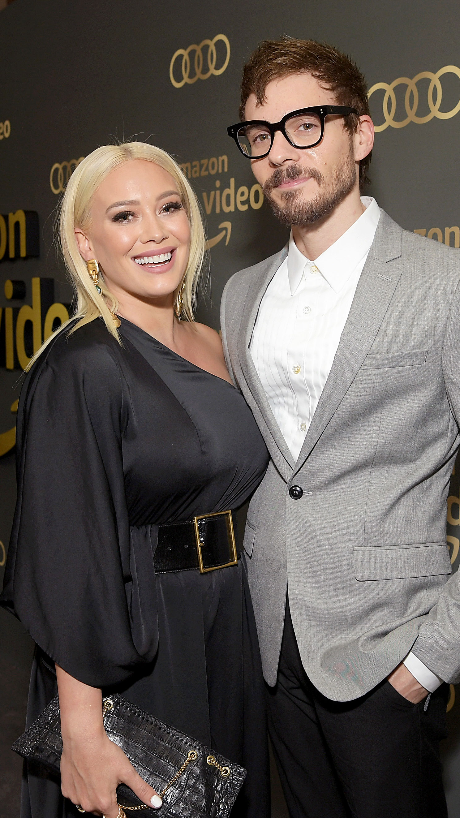 """hilary duff matthew koma engaged - Koma proposed to Duff after dating on and off for two and a half years. """"He asked me to be his wife,"""" she gushed on Instagram alongside a photo with her new diamond ring."""
