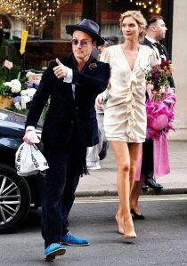 Jude Law Marries Phillipa Coan Low-Key London Wedding