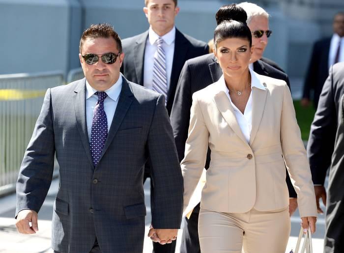 Judges Granted Permission to Argue on Behalf of Joe Giudice