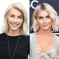 Julianne Hough hair transformation