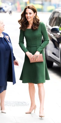 Catherine, Duchess of Cambridge kate middleton green dress