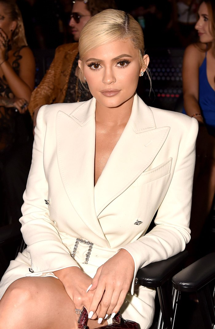 Kylie Jenner Files Trademark Launch Baby Line