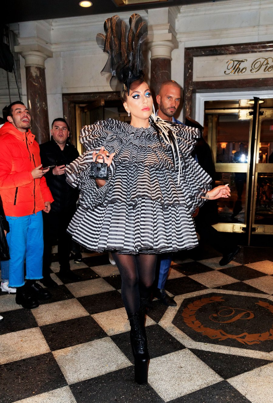 Lady Gaga Proves She Knows How to Wear Camp Ahead of Met Gala