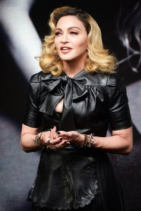 Madonna Jokes Her Relationship With Her Children 'Ended' When She Gave Them Cell Phones