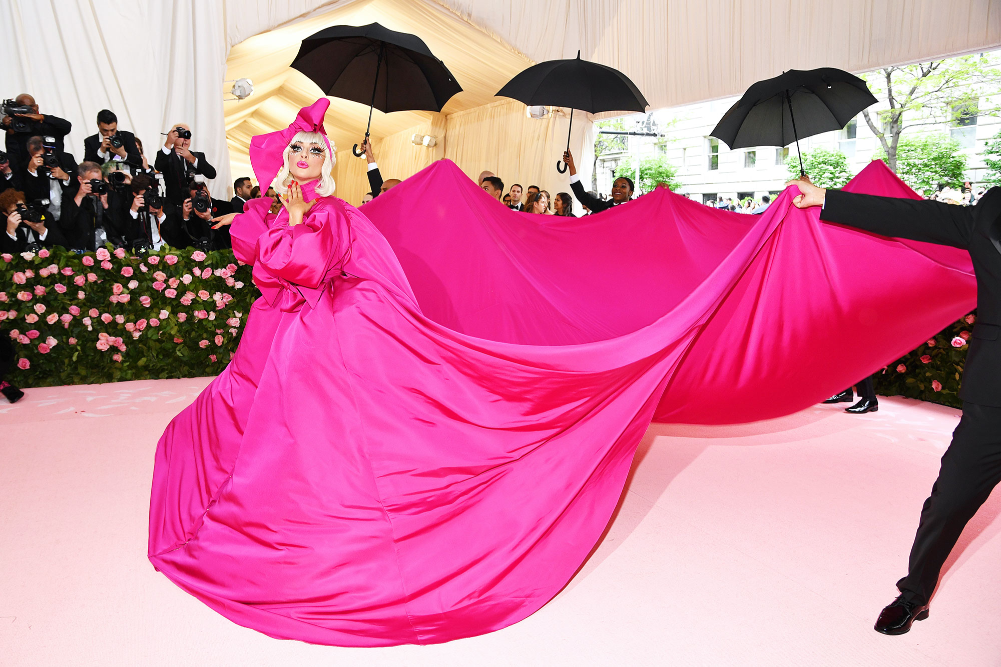Met Gala 2019 Red Carpet Fashion: See Celeb Dresses, Gowns