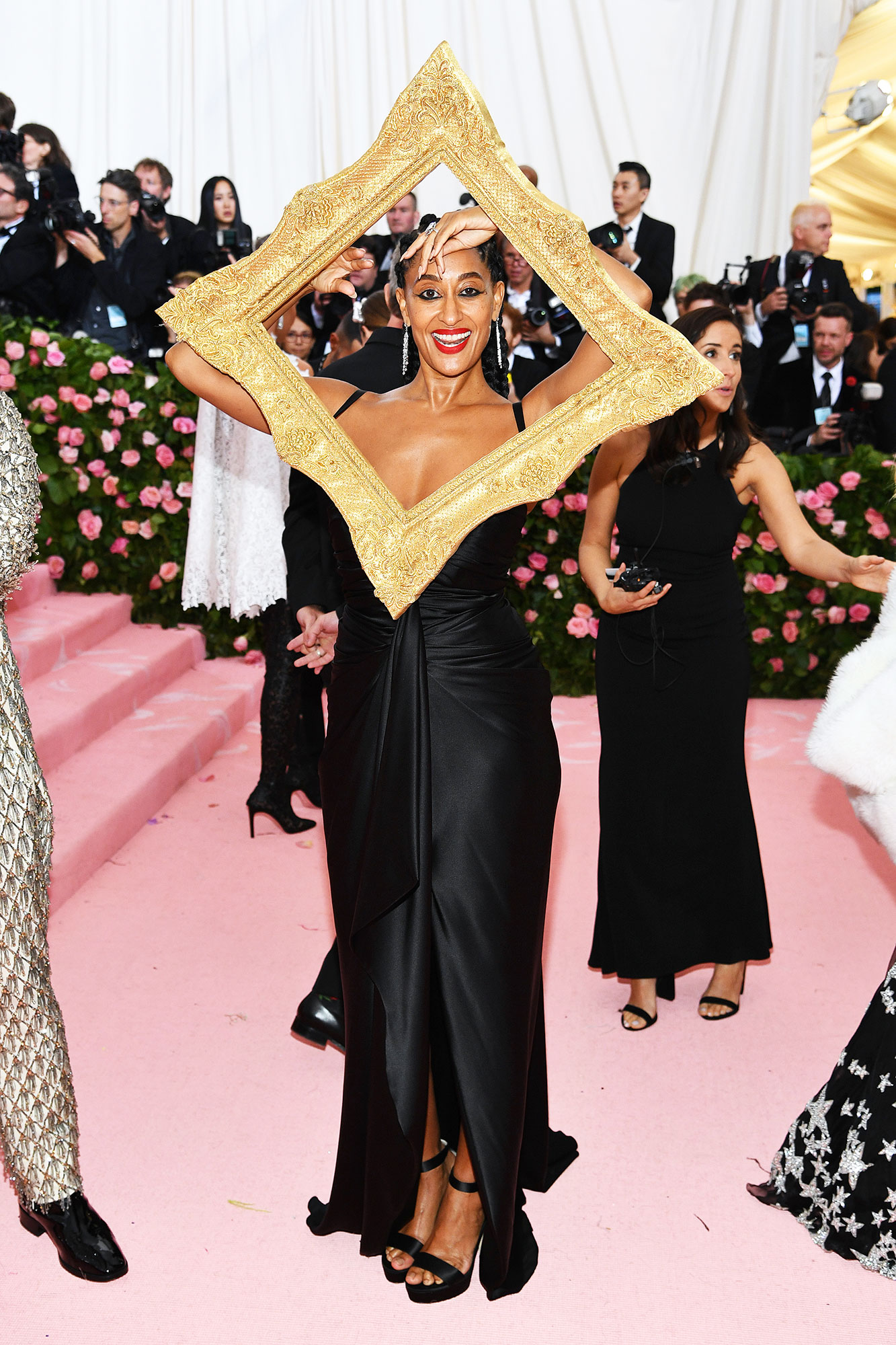 Met Gala 2019 Red Carpet Fashion See Celeb Dresses Gowns