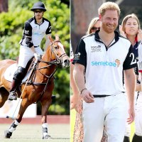 Prince Harry Spends First Night Away From Meghan Archie