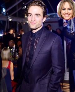 Robert Pattinson Celebrates Birthday Twilight Costars