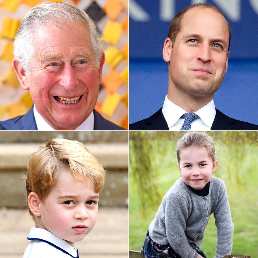 Who Is Next Up to the Throne Royal Line of Succession