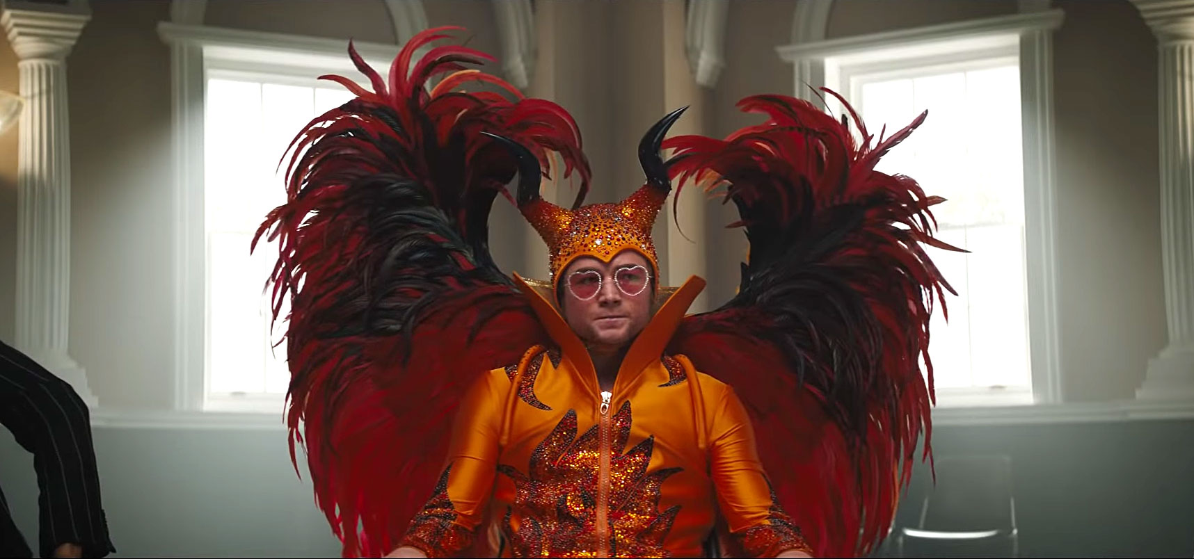 Can't Miss Summer Movie Preview - Taron Egerton takes on the ultimate challenge of playing Elton John before he was Elton John. The film is more of a fantasy musical than a straight biopic, following both the singer's career and personal life, and chronicling his struggles with substance abuse and depression.