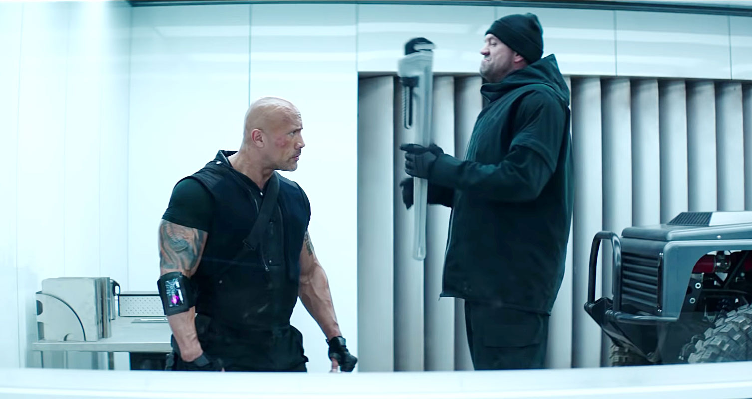Can't Miss Summer Movie Preview - The Fast & Furious movies are all about speed and intensity, and this spinoff is no exception. But when Dwayne Johnson and Jason Statham are on set together, it's nothing but laughs, says writer Chris Morgan .