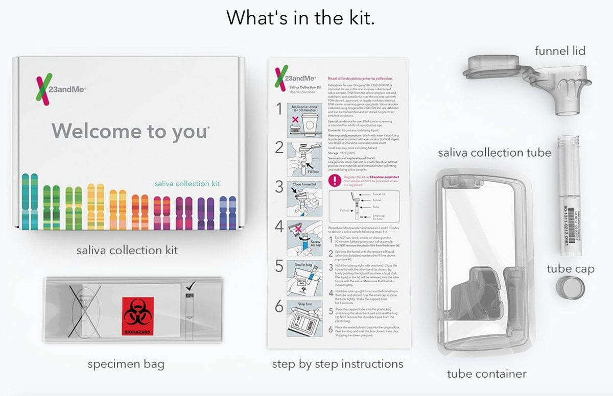 Get $50 Off a Health + Ancestry Kit From 23andMe — Limited Time Only!
