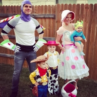 Granger Smith and Amber Smith's Family Album