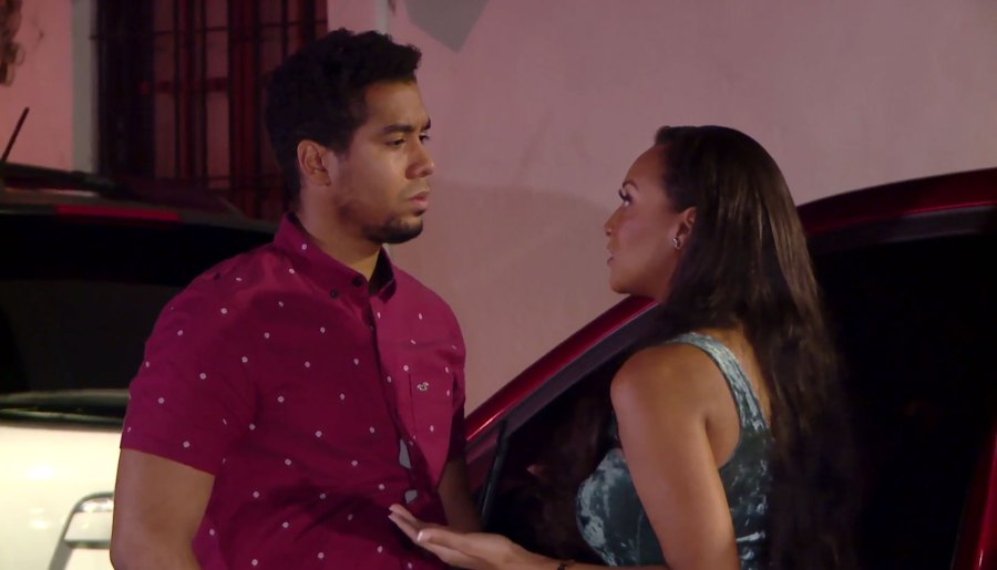 90 Day Fiance Happily Ever After?' Ashley Tries to Get Jay Deported After Cheating Pedro and Chantel Dominican Republic