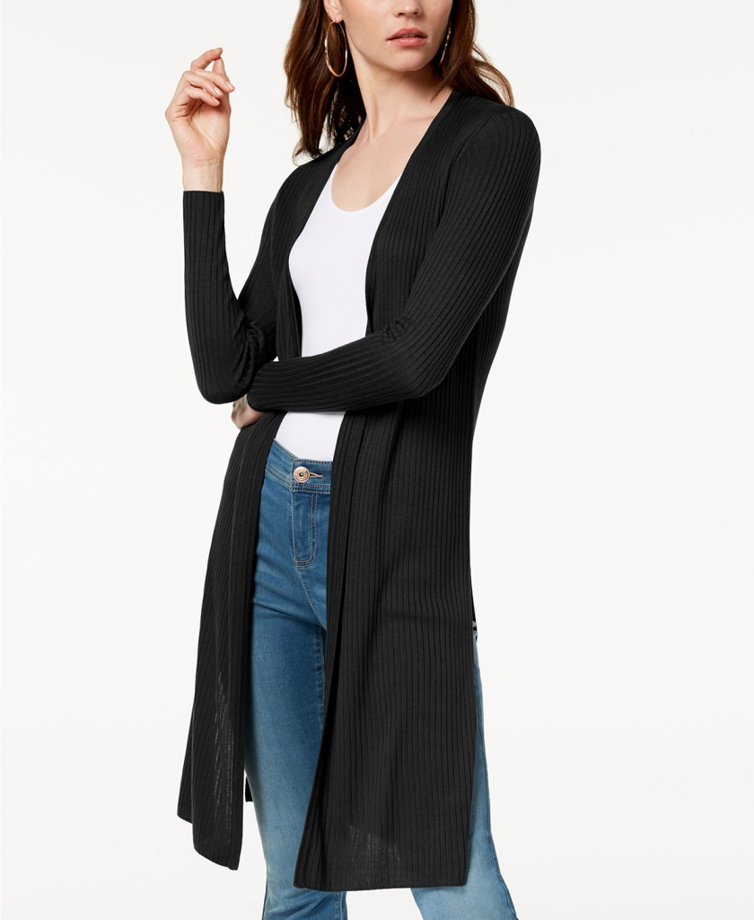 Hundreds of Reviewers Love This Chic Cardigan for Layered Looks (and It's on Sale!)