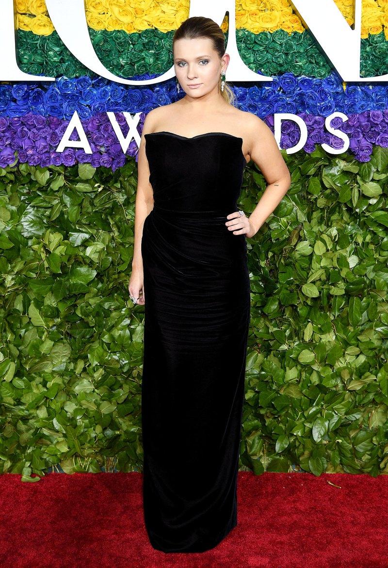 Abigail Breslin Tony Awards