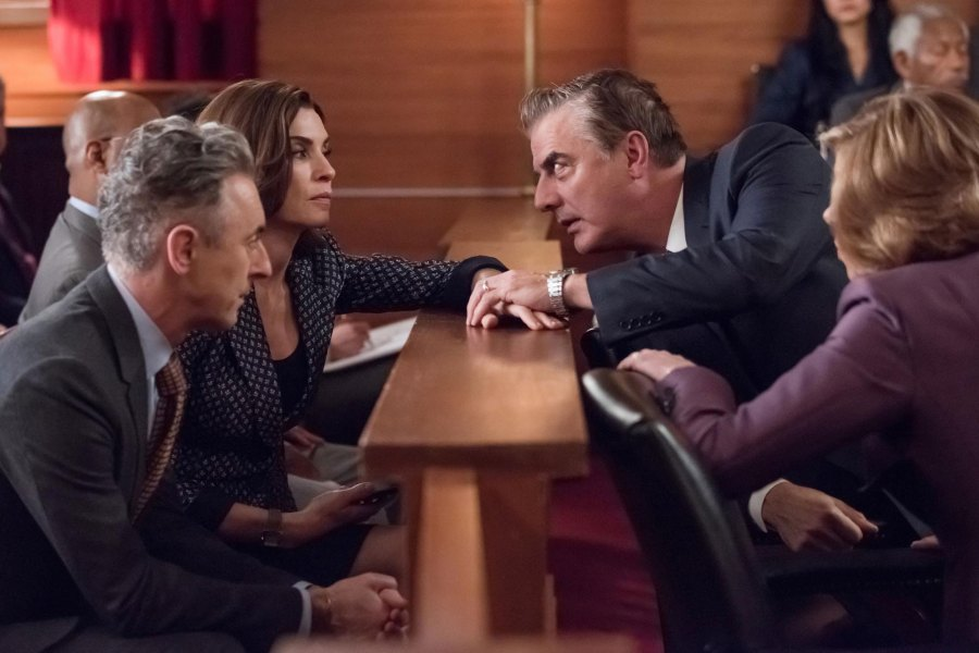 Alan Cumming Julianna Margulies Good Wife Little Pay