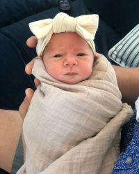 Alessi's Baby Album Pictures of Arie Luynedyk Jr. and Lauren Burnham's Daughter