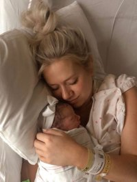 Alessi's Baby Album: Pictures of Arie Luyendyk Jr. and Lauren Burnham's Daughter