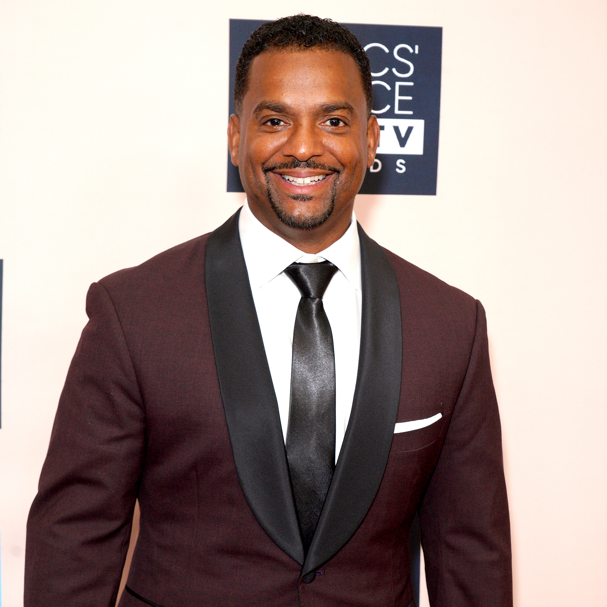 Alfonso Ribeiro Says Will Smith Was 'Great' in 'Aladdin'