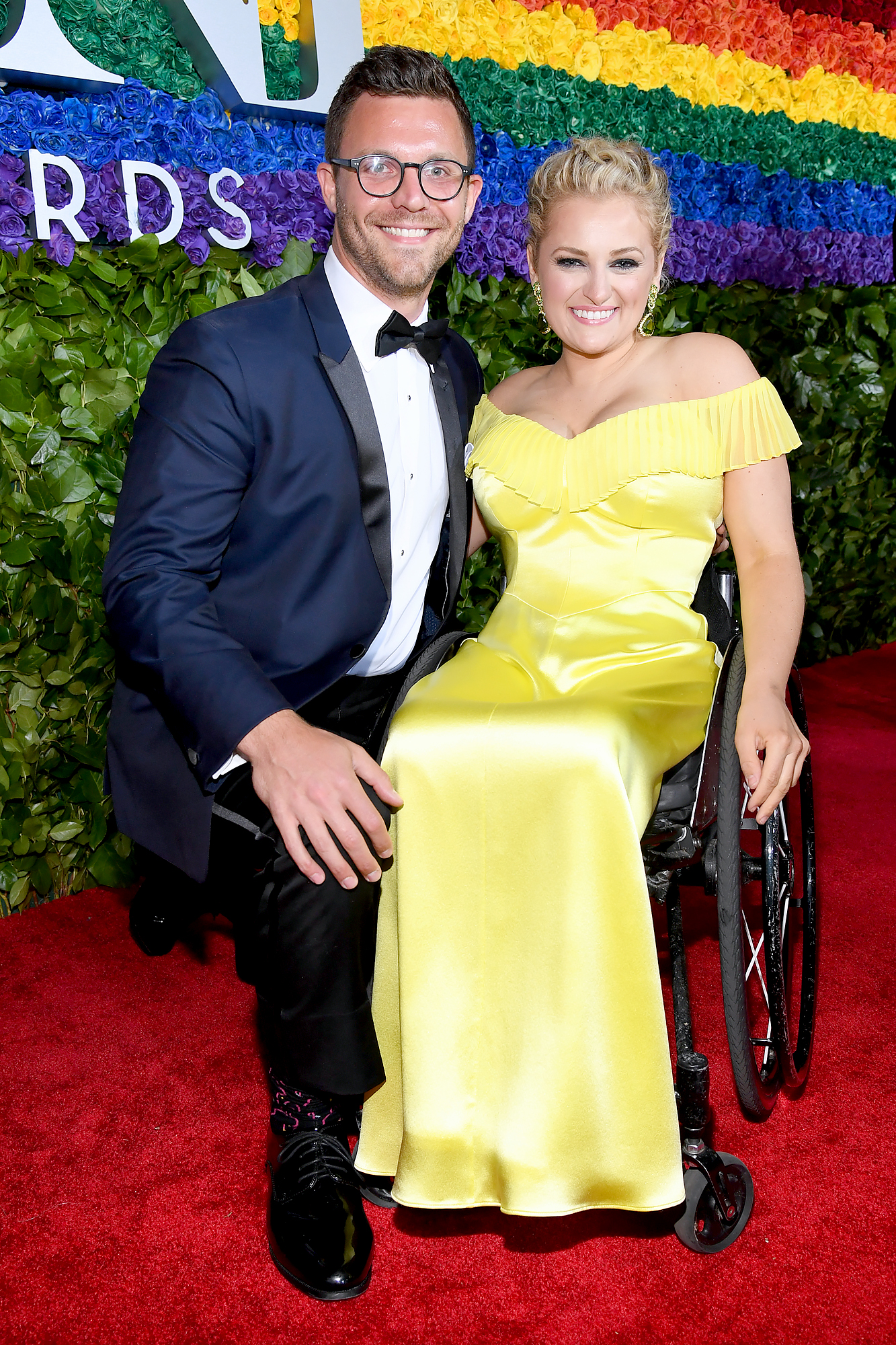 'Glee' Alum Ali Stroker Makes History at 2019 Tony Awards, 'Oklahoma!' Star Is First Actor in a Wheelchair to Win