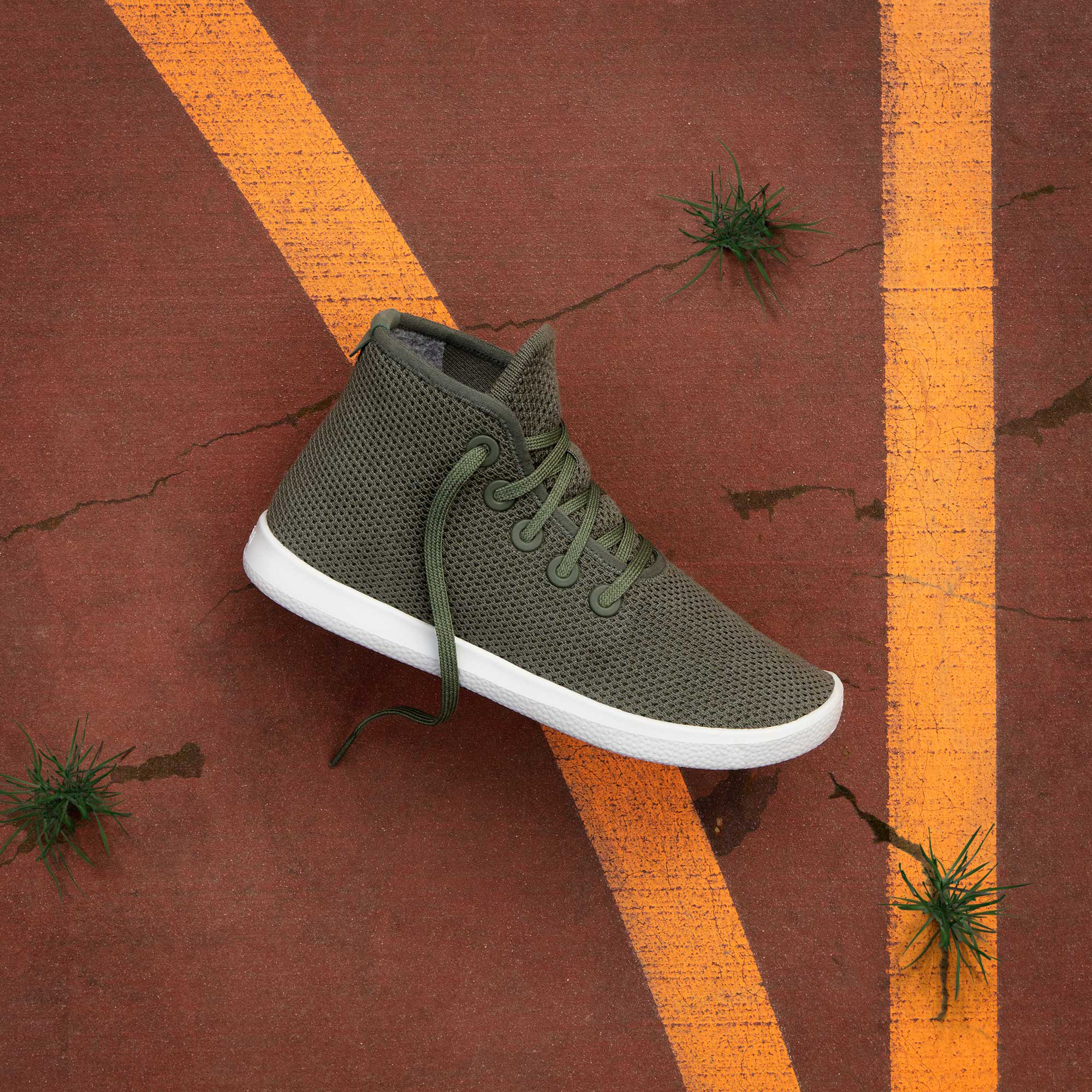 Comfortable High-Top Sneakers for