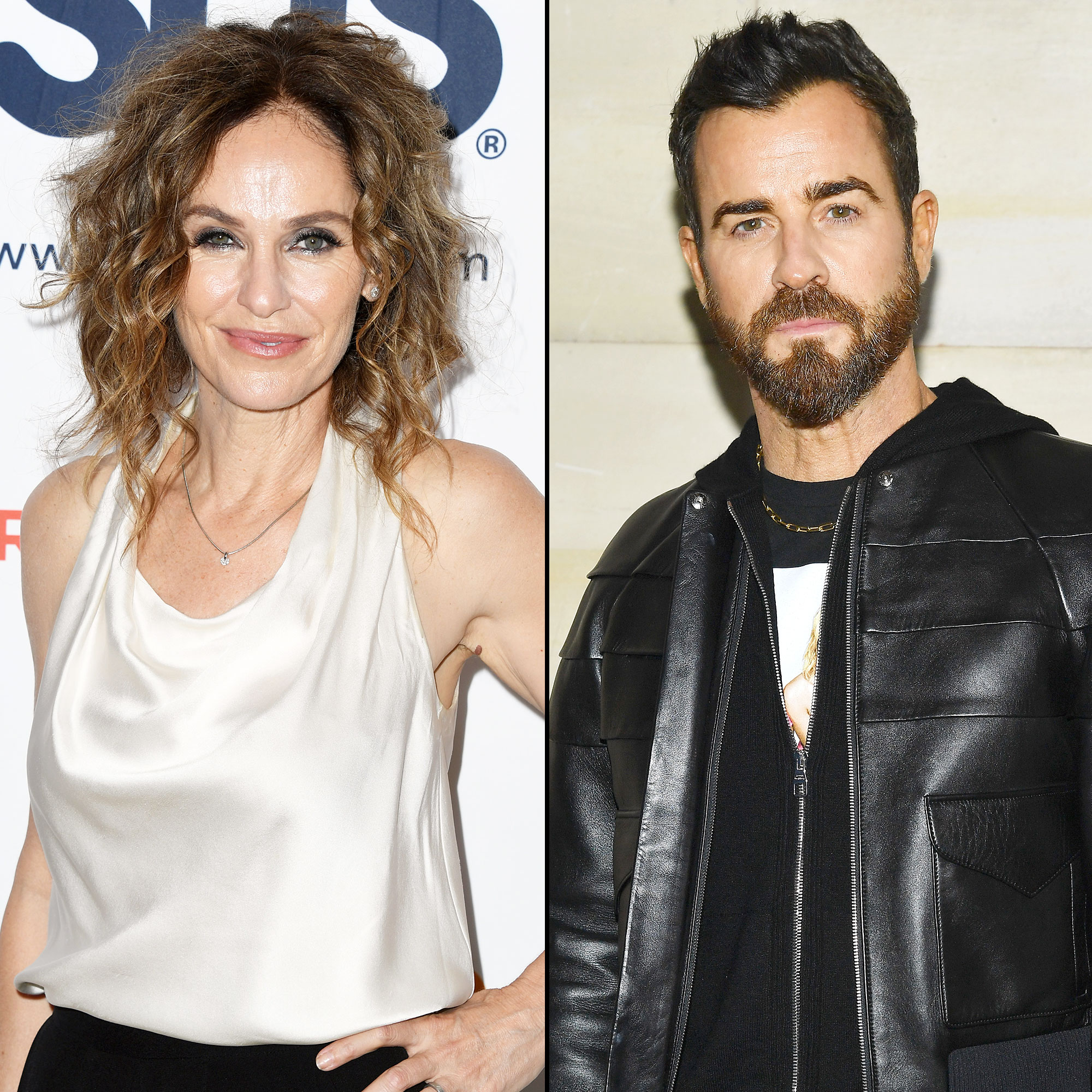 Theroux dating 2018 is justin who Justin Theroux