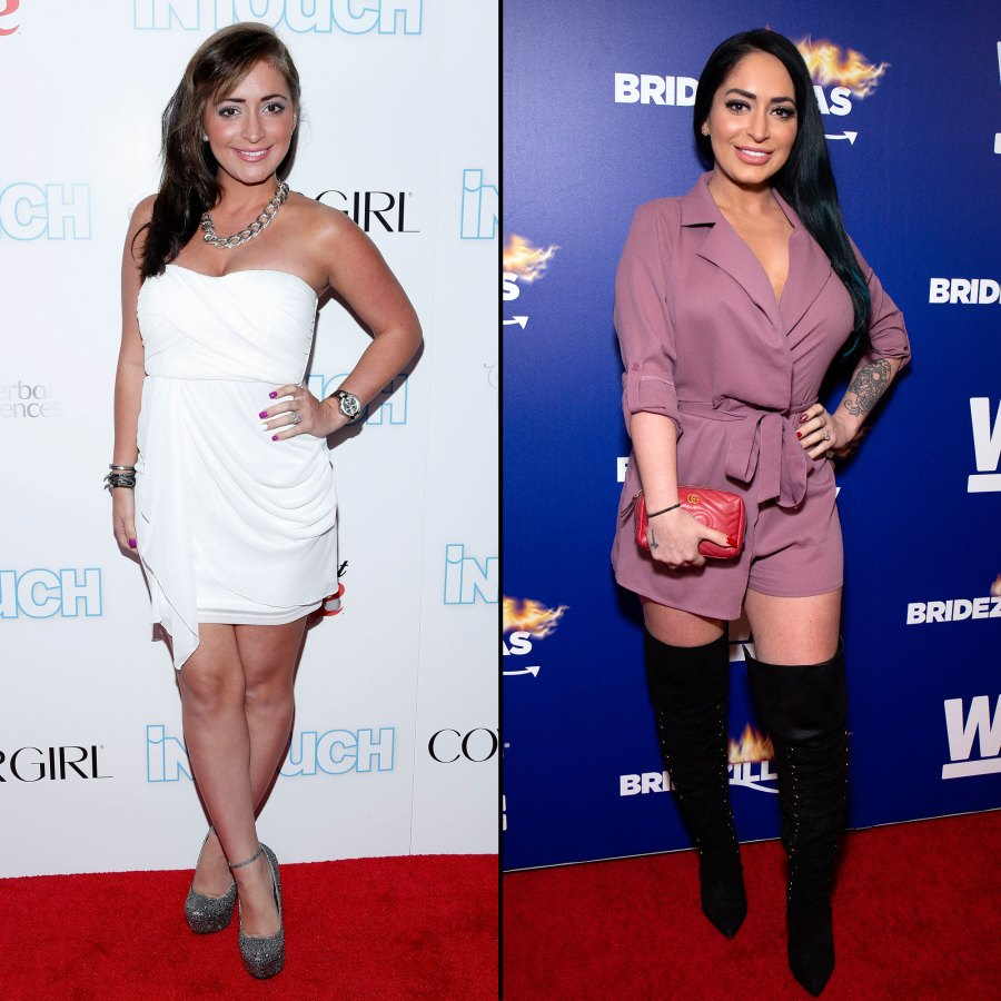 Angelina Pivarnick Weight Loss Before and After