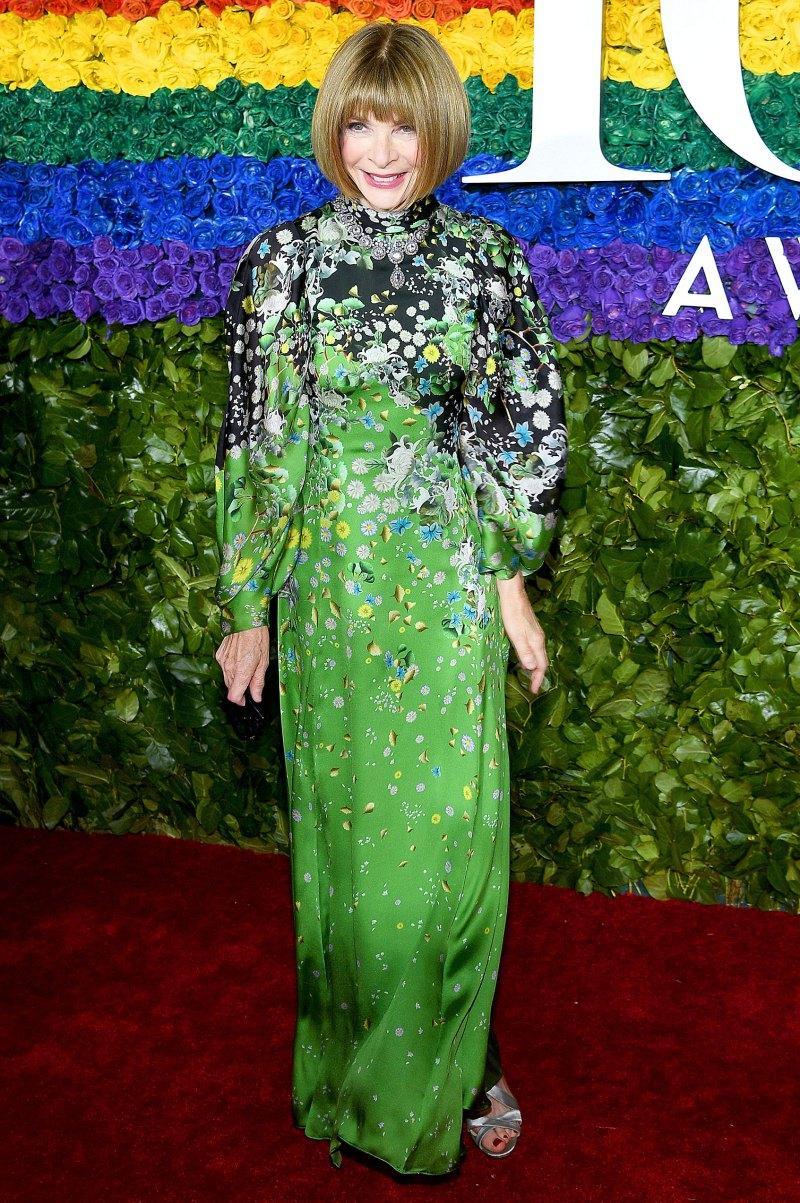 Anna Wintour Tony Awards