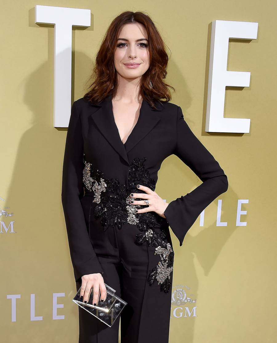 Anne Hathaway Celebrity LGBT Allies