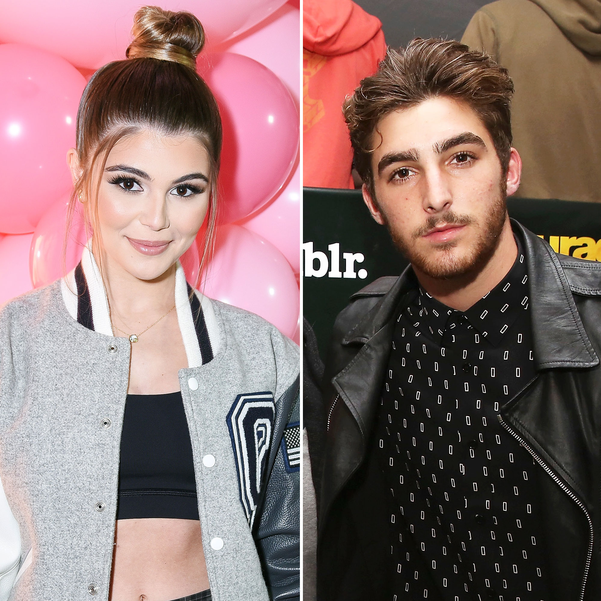 Olivia Jade Giannulli and Jackson Guthy Spotted Together