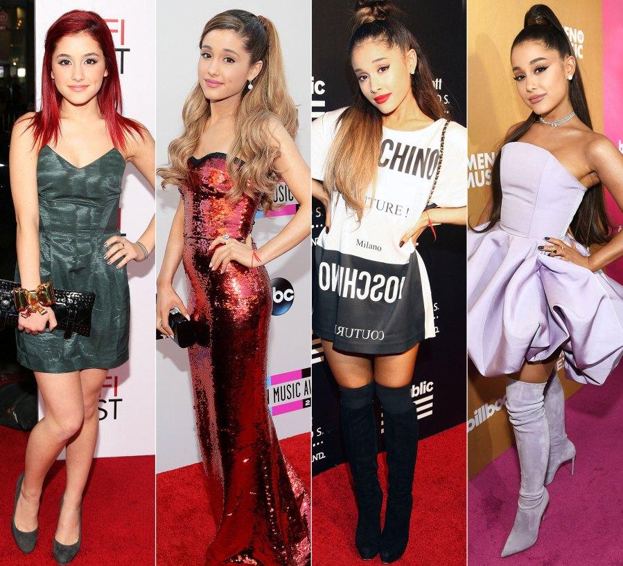 Ariana Grande Style Evolution